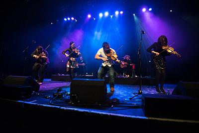Blazin' Fiddles at St George's Bristol in Bristol