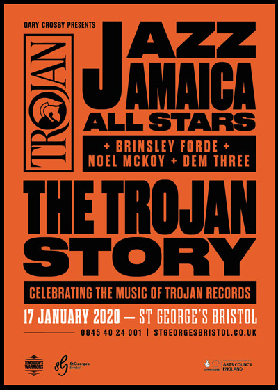Gary Crosby presents: The Trojan Story at St George's Bristol in Bristol
