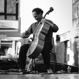 Simon McCorry at St George's Bristol in Bristol