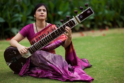 Soulful sitar concert with India's Anupama Bhagwat at St George's in Bristol