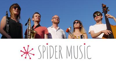 Spider Music at St George's in Bristol