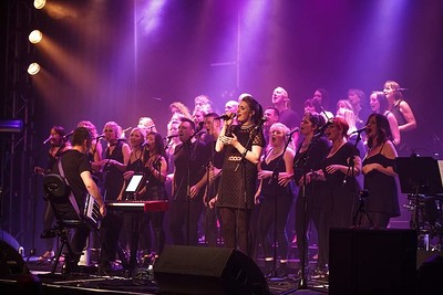 Vocal Works Gospel Choir - Broadway Soul 3 at St George's in Bristol