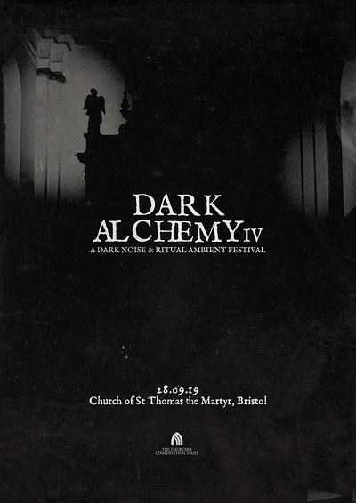 Dark Alchemy IV at St Thomas the Martyr Church  in Bristol