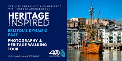 #HeritageInspired Bristol Photography Walk at Starting at St Paul's Church in Bristol