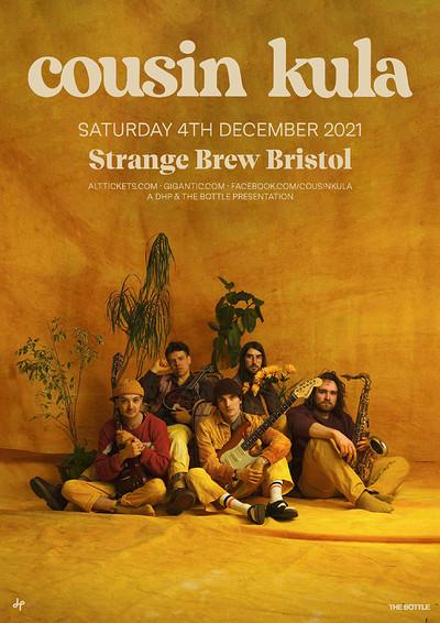 Cousin Kula at Strange Brew at Strange Brew in Bristol