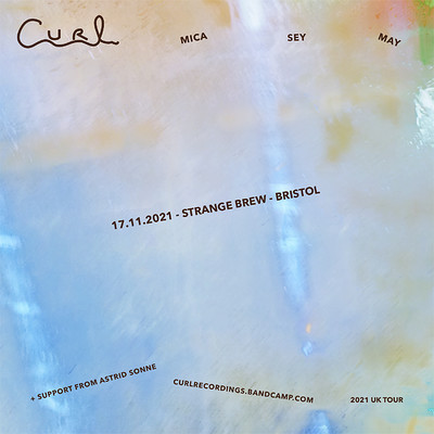 CURL + Astrid Sonne at Strange Brew in Bristol