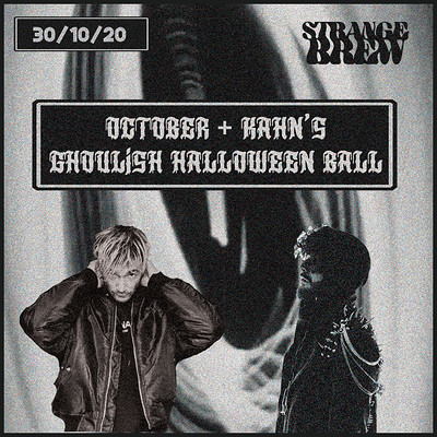DJ October & Kahn's Ghoulish Halloween Ball at Strange Brew in Bristol