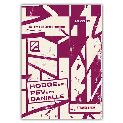 Livity Sound w/ Danielle, Hodge & Peverelist at Strange Brew in Bristol