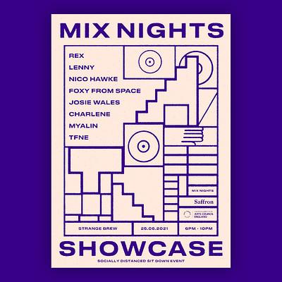 Mix Nights - Term 17 Showcase at Strange Brew in Bristol