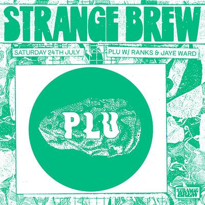 PLU all night at Strange Brew at Strange Brew in Bristol