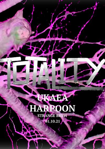 Totality w/ UKAEA + Harpoon at Strange Brew in Bristol