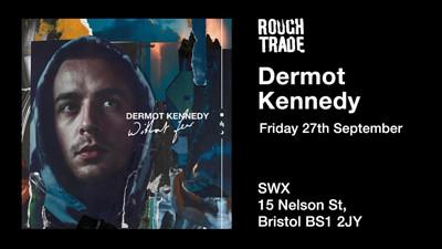 Dermot Kennedy at SWX BRISTOL in Bristol