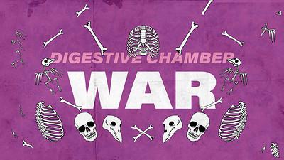 Digestive Chamber // War // at Take Five Cafe in Bristol
