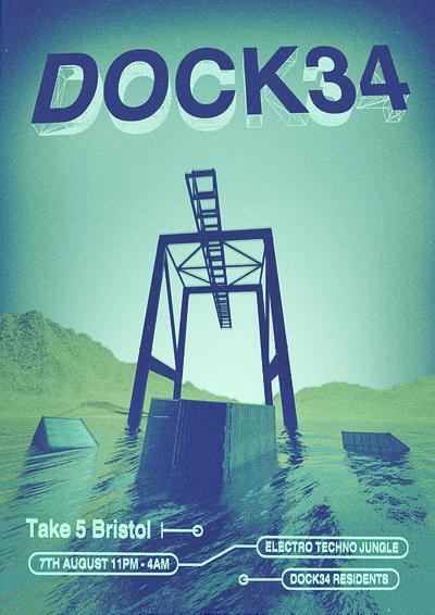 Dock34 at Take Five Cafe in Bristol