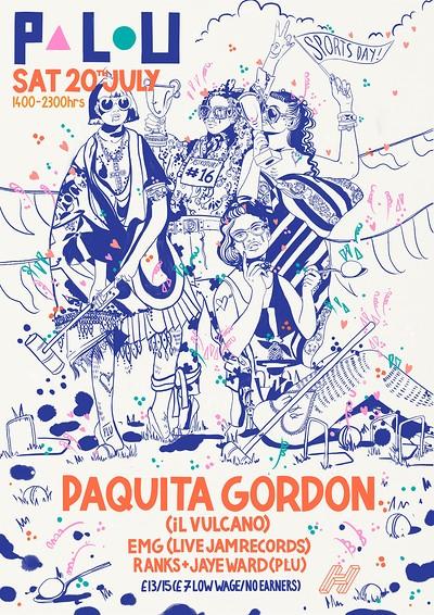 PLU AstroTurf #16 wt Paquita Gordon at TBA2 in Bristol