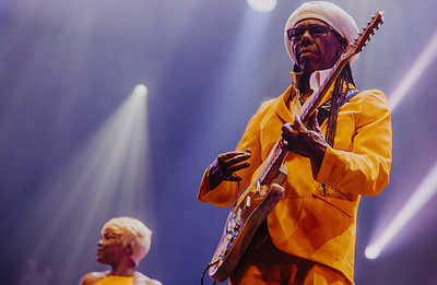 Nile Rodgers & CHIC - SOLD OUT  at The Amphitheatre in Bristol