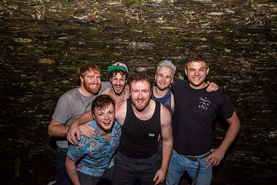 Land Of The Giants at The Attic Bar in Bristol