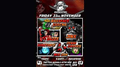 Ruffneck Ting Takeover - Part 13 at The Attic Bar in Bristol