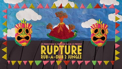 Rupture Rub-a-Dub to Jungle at The Attic Bar in Bristol