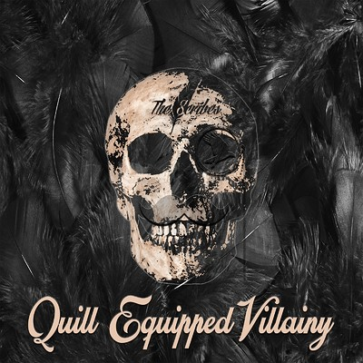 The Scribes 'Quill Equipped Villainy' Album Launch at The Attic Bar in Bristol