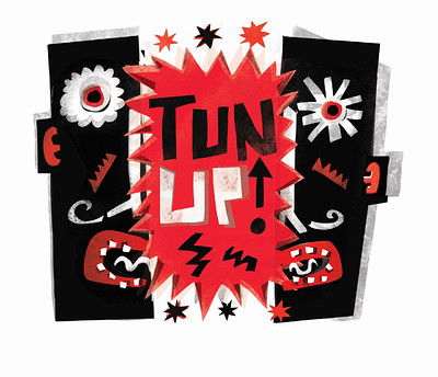 TUN UP! Ft. Ghetto Vanessa / Terry Juarez / Rukus at The Attic Bar in Bristol