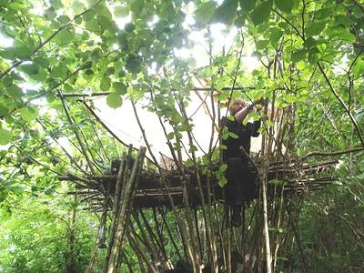 Beginner's Out-door Survival Training at The Avon Gorge in Bristol