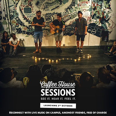 Coffee House Sessions at The Balloon Bar in Bristol