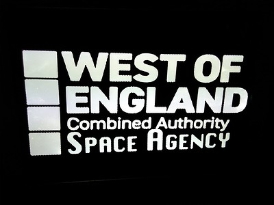 West of England Combined Authority Space Agency at The Basement in Bristol