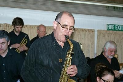 Dick Hamer Quintet at The Be-bop Club in Bristol