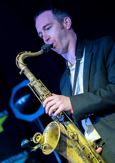 Jake McMurchie Quartet at The Be-bop Club in Bristol