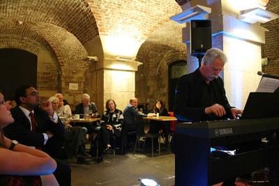 John Donegan Quintet at The Be-bop Club in Bristol