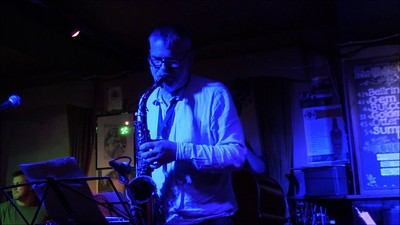 Kevin Figes Quartet at The Be-bop Club in Bristol