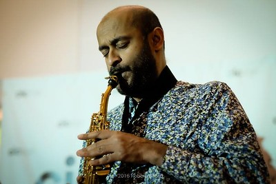 Len Aruliah and Jared Burrows Quartet at The Be-bop Club in Bristol