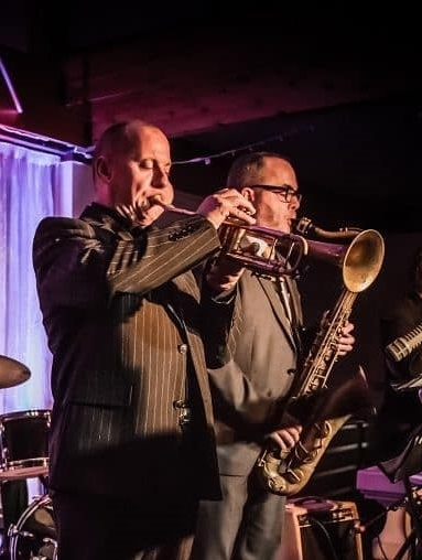 Sound of BlueNote at The Be-bop Club in Bristol