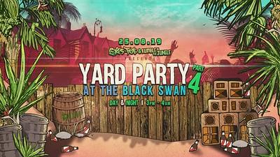 Bris-Tek x Rumble In The Jungle x Yard Party 4 at The Black Swan in Bristol