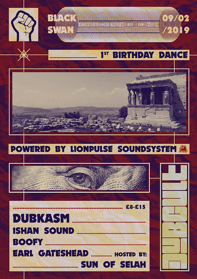Dubcult x Bristol Dubclub Link Up Session  at The Black Swan in Bristol
