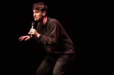 Buffoon Comedy: Headliner Alex Farrow at The Boardroom in Bristol