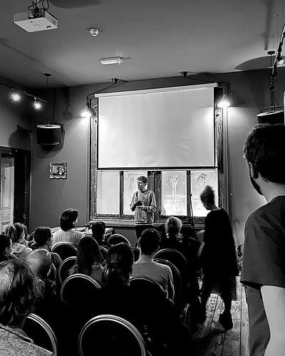 Buffoon Comedy at The Boardroom in Bristol