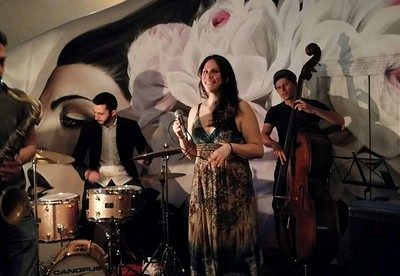 Belle Rose Jazz at The Bristol Fringe in Bristol