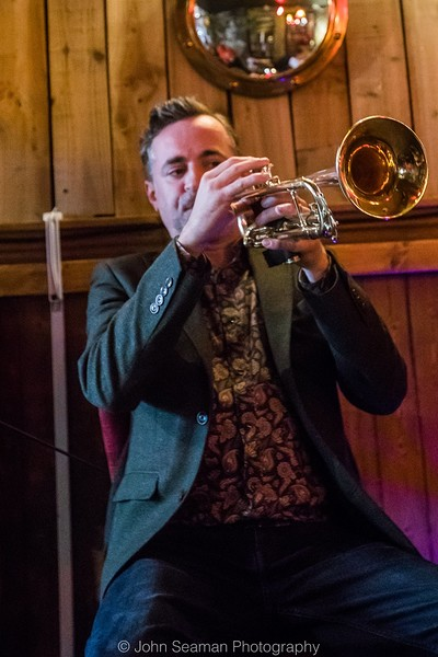Hot Club de Clifton + Jack Calloway's Band  at The Bristol Fringe in Bristol