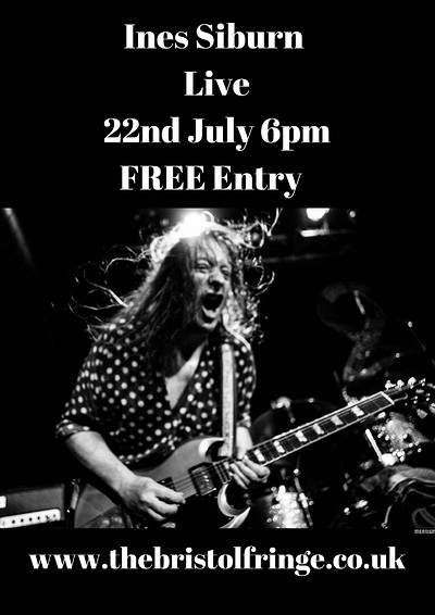 Innes Siburn LIVE  at The Bristol Fringe in Bristol