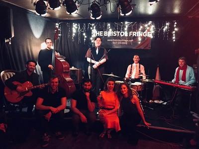 Jack Calloways Band  at The Bristol Fringe in Bristol