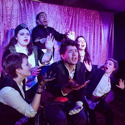 The Oxford Imps  at The Bristol Improv Theatre in Bristol