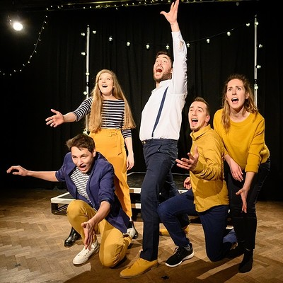 This Is Your Musical at The Bristol Improv Theatre in Bristol