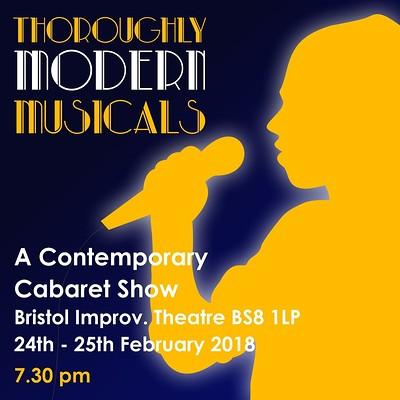 Thoroughly Modern Musicals at The Bristol Improv Theatre in Bristol