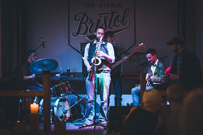 Bristol Jams: Stable Got Soul at The Bristol Stable in Bristol