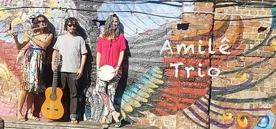 Amilê Trio at The Canteen in Bristol