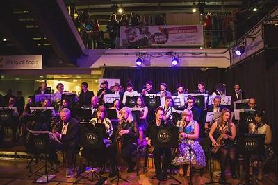 Bristol Community Big Band at The Canteen in Bristol