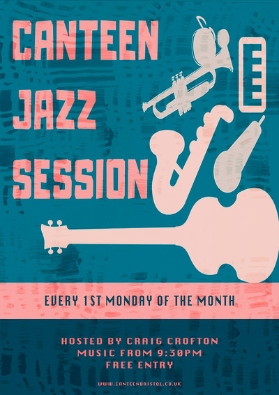 Canteen Jazz Session  at The Canteen in Bristol
