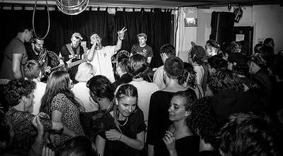 DeCyphers Hip Hop Trio  at The Canteen in Bristol